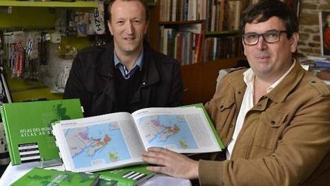 Un surprenant atlas des mondes celtiques | Cartes historiques et cartes d'Histoire | Scoop.it