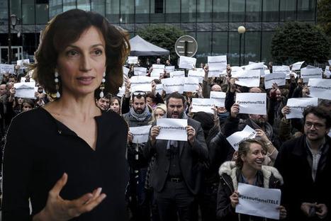 Affaire Morandini: la ministre de la culture soutient les grévistes d'i-Télé | DocPresseESJ | Scoop.it