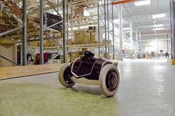 Le robot d'EOS Innovation assure les rondes | Robotique de service | Scoop.it