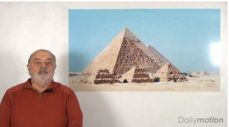 Hypothèse sur le calcul des pentes des pyramides égyptiennes, proposée par Jean-Pierre Dupeyron | Égypt-actus | Scoop.it
