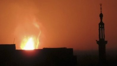 Syria hit by blackouts after blast   Civil War in Syria   Scoop.it