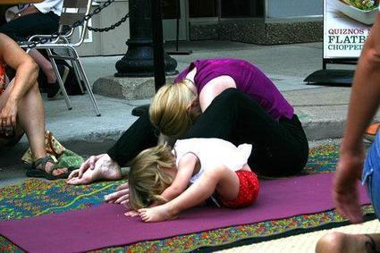Técnicas de control corporal (I): alineación postural | Rendimiento deportivo | Scoop.it