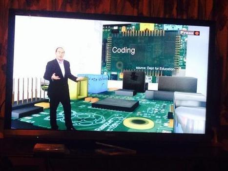 Twitter / Raspberry_Pi: And we note that @bbcrorycj ... | Raspberry Pi | Scoop.it