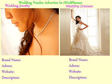 How Mobile Apps Have Changed Wedding Services Advertising | Wedding planning website | Scoop.it