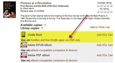 Prêt d'ebooks : Penguin n'autorise que le transfert en USB | BiblioLivre | Scoop.it