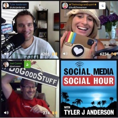 Looking for a tutorial on live streaming using Blab? | digital marketing strategy | Scoop.it
