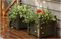 All Decked Out: Planter Boxes Add Charm to Outdoor Spaces | Renaissance Painters | Scoop.it