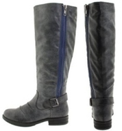 Black Boots With Blue Zipper | Fashion | Scoop.it
