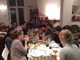 Young Adult Jewish Life Blossoms in Sofia | Jewish Education Around the World | Scoop.it