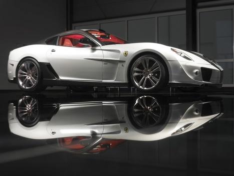 Ferrari 599 GTO – liited edition model 2011 - MuchoCars.com   autos hibridos   Scoop.it