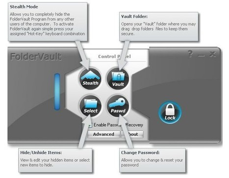 Folder Vault   Best Freeware Software   Scoop.it