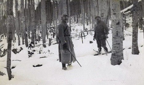 Il y a 100 ans : La grande bataille du Hartmannswillerkopf | Nos Racines | Scoop.it