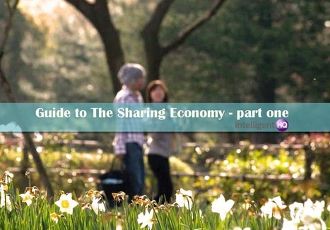 What is sharing economy? | Peer2Politics | Scoop.it