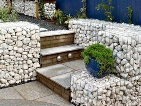 Retaining Wall Design Ideas, | Free House Plans | Scoop.it