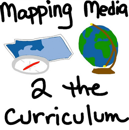 Moving at the Speed of Creativity - 12 Graphics to Illustrate Mapping Media to the Curriculum | Web 2.0 for juandoming | Scoop.it
