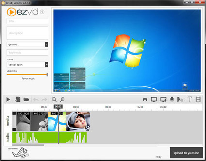 Top 5 Free Screen Recording Softwares For Windows | Discover and share the use of Information and Communications Technology in education. | Scoop.it
