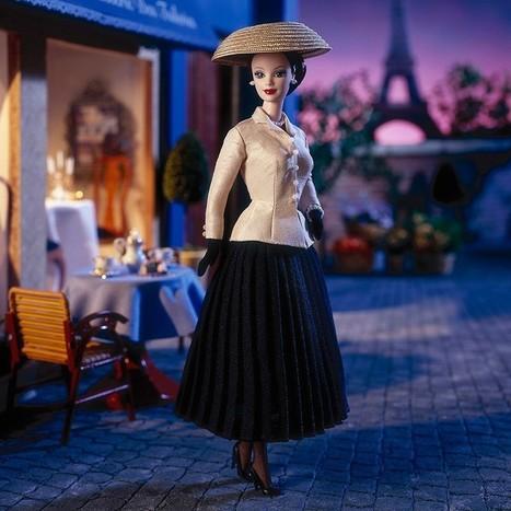 Exposition Barbie au musée des arts décoratifs | Les Gentils PariZiens : style & art de vivre | Scoop.it