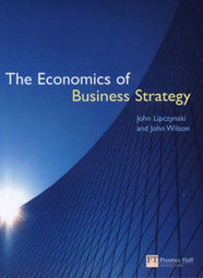 Economics of Business Strategy (Repost) | eBook™.Com | Economics News and Views | Scoop.it