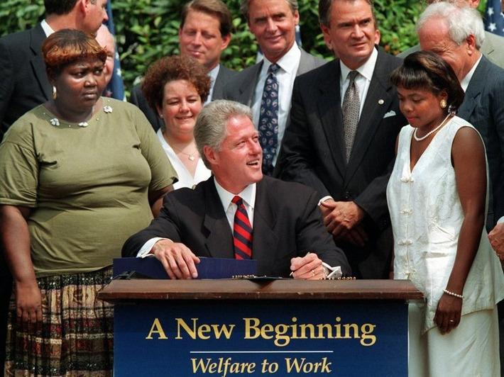 Welfare Overhaul's Impact On America's Poorest : NPR | Herstory | Scoop.it