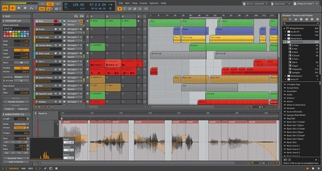 Bitwig Sets a Date: Here's When You'll Get Bitwig Studio, What It'll Cost - Create Digital Music   Audio Technology: Consumer or Professional   Scoop.it