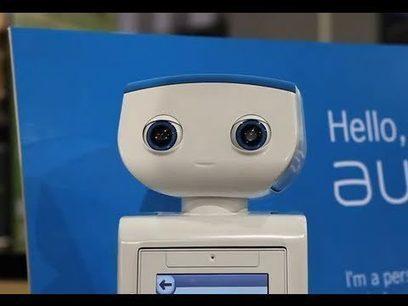 Nouveauté pour la perte de poids : le coach minceur robotique - Metropolitaine | Des robots et des drones | Scoop.it