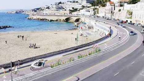 Marseille : la corniche aura-t-elle sa piste cyclable ? | Vélotourisme | Scoop.it