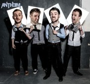 Hire Anthem | Warble Entertainment Agency | Wedding | Party | Corporate | University | Sussex | Wedding Music And Bands | Scoop.it