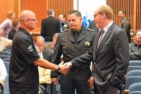 Bus driver, law enforcement, librarian honored for rescuing abducted Milpitas toddler - | Library Collaboration | Scoop.it