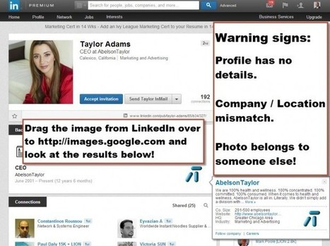 #LinkedIn #Spam – Protect Yourself | via @Josepf | Top LinkedIn Tips | Scoop.it