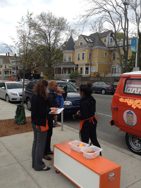 Social Practice for Domestic Workers: The NannyVan | Social Art Practices | Scoop.it