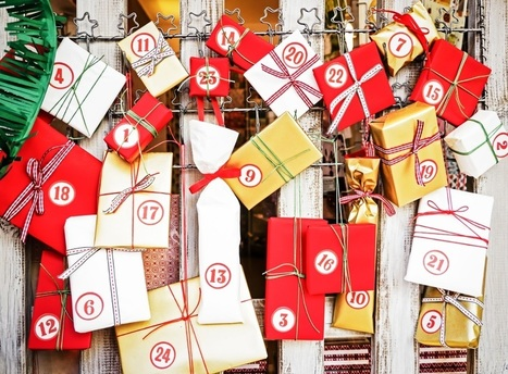 Fundraising advent calendar   Christmas fundraising   Scoop.it