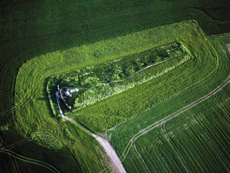 GB : A tomb with a view – 5,500 years on: Wiltshire farmer brings back the long barrow burial mound | World Neolithic | Scoop.it