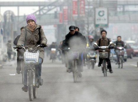 [Chine] La pollution prend des proportions alarmantes à Pékin | Toxique, soyons vigilant ! | Scoop.it