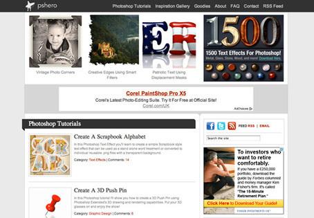 10 top Photoshop resources | Photoshop | Creative Bloq | Cibereducação | Scoop.it