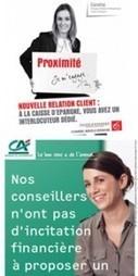 La relation client au centre de la com des banques | Com&Médias ... | Démarche qualité de la relation clients | Scoop.it