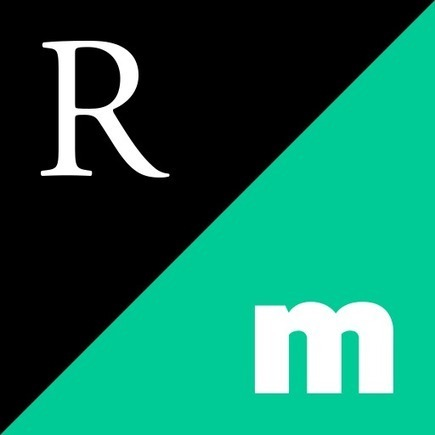 #readymag #startup #curation tool to create amazing mags who change digital publishing forever | Curation Restart Education Project | Scoop.it