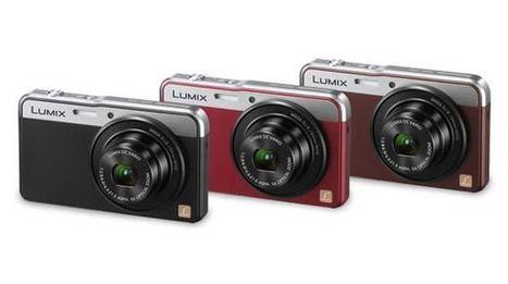 Panasonic Lumix XS3 - Kompaktkamera mit Bautiefe 14mm   Camera News   Scoop.it