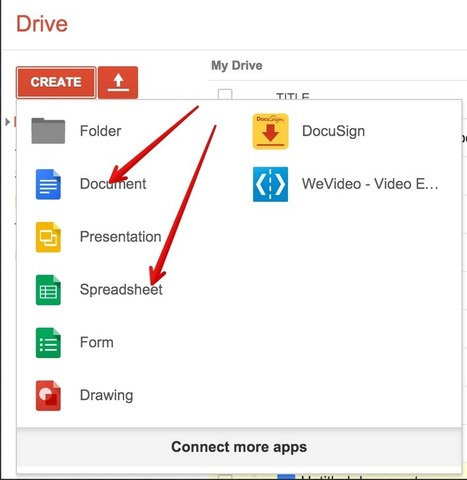 A Step By Step Guide on How to Locate and Add Add-ons to Your Google Drive ~ Educational Technology and Mobile Learning | Learning, Learning Technologies & Infographics - Interest Piques | Scoop.it