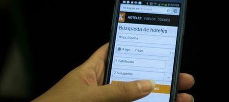 El móvil revoluciona los viajes | turismo activo | Scoop.it