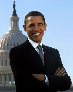The My Hero Project - Barack Obama | Barack Obama 'Helping Others' | Scoop.it