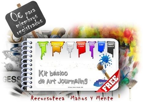 Eligiendo materiales para tu Art Journal   Tutoriales, herramientas y técnicas   Scoop.it
