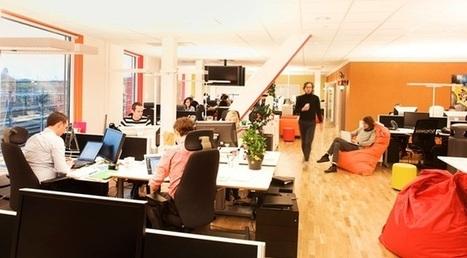 Les bureaux de Google à Stockholm | Veille_Documentaire_Mme_Michinov | Scoop.it