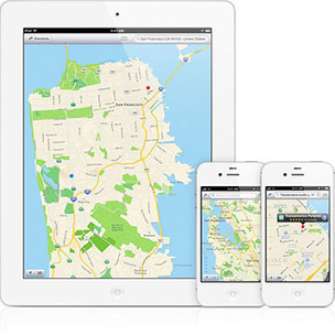 Vector-Based Maps in iOS 6 | Geography Education | Scoop.it