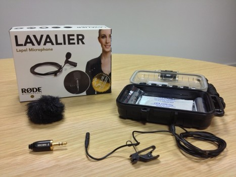 Why we love Rode and the Lavalier Mic | Beatsuite.com | Recording Studio | Scoop.it