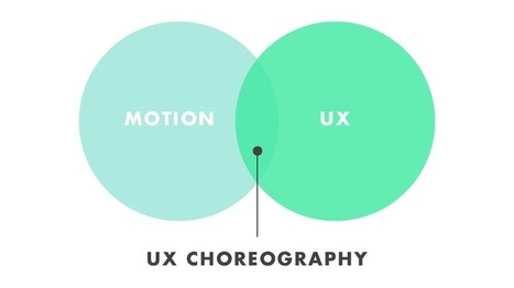 The Principles of UX Choreography | Journifica Daily | Scoop.it