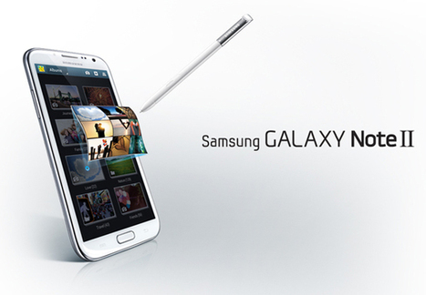 Samsung Galaxy Note 2 output in Europe: this is ... - Geeky Tech Blog | geekytechblog | Scoop.it
