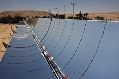 An Israeli company cracked the biggest problem with solar technology - Business Insider | Heat energy recovery technology | Scoop.it