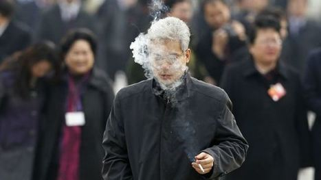 With more smokers than the population of the US, China tries to cut ... | Human Geography | Scoop.it