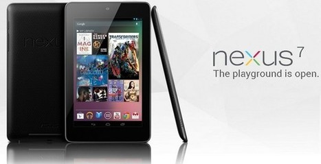 Why The Nexus 7 Is The Budget Tablet To Beat | Life @ Work | Scoop.it
