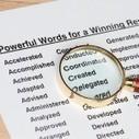 Top 100 Most Powerful Resume Words | CAREEREALISM | Life and Work | Scoop.it